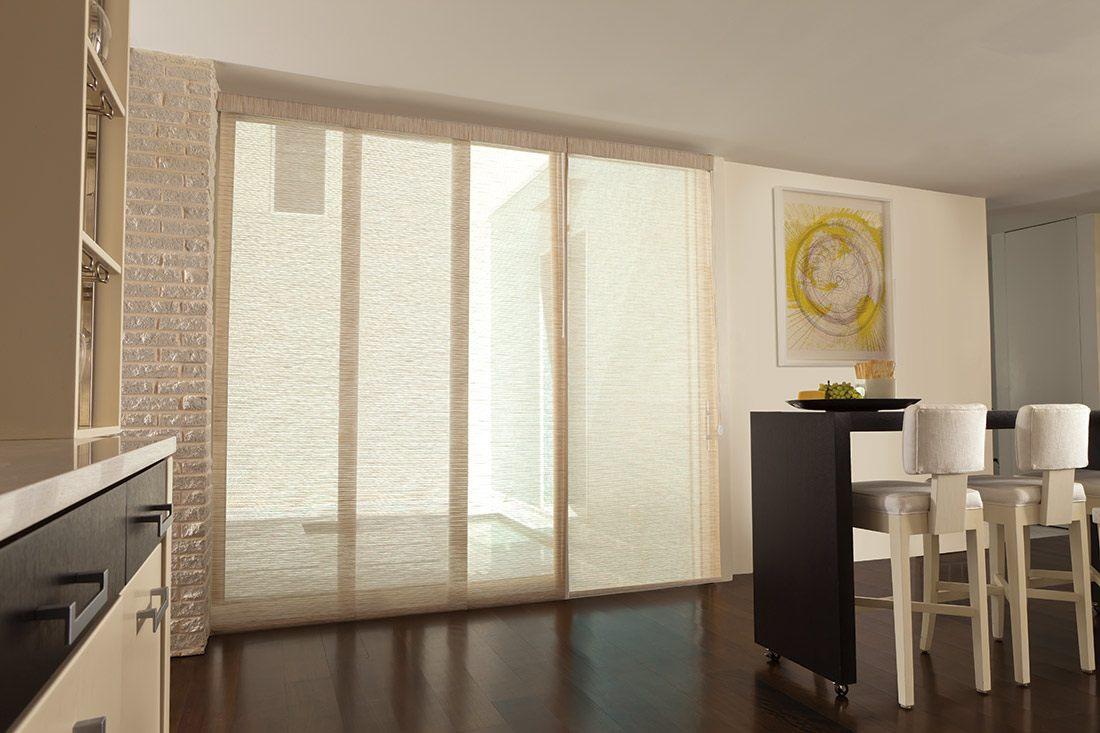 Sliding panel blinds  78