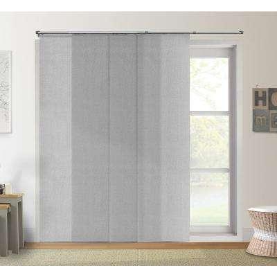 Sliding panel blinds  89