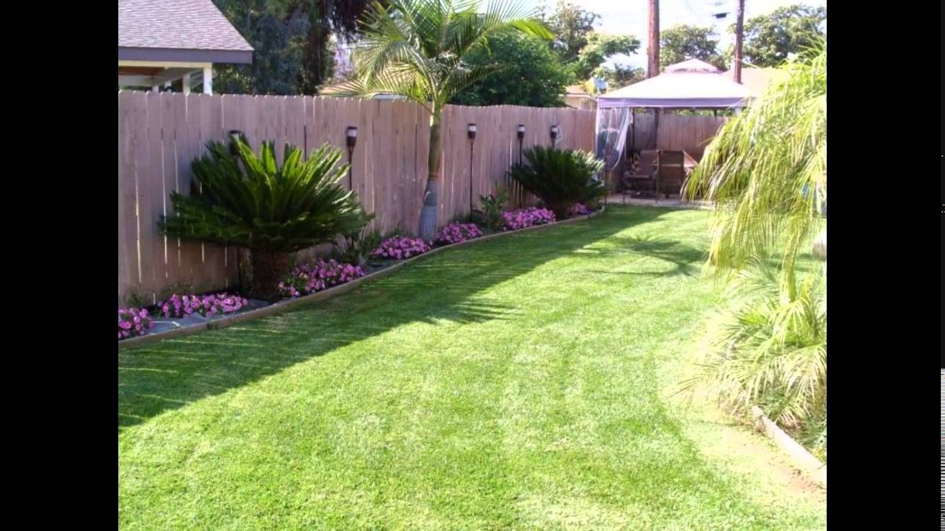 Small backyard landscaping ideas  24