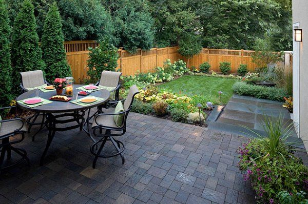 Small backyard landscaping ideas  66