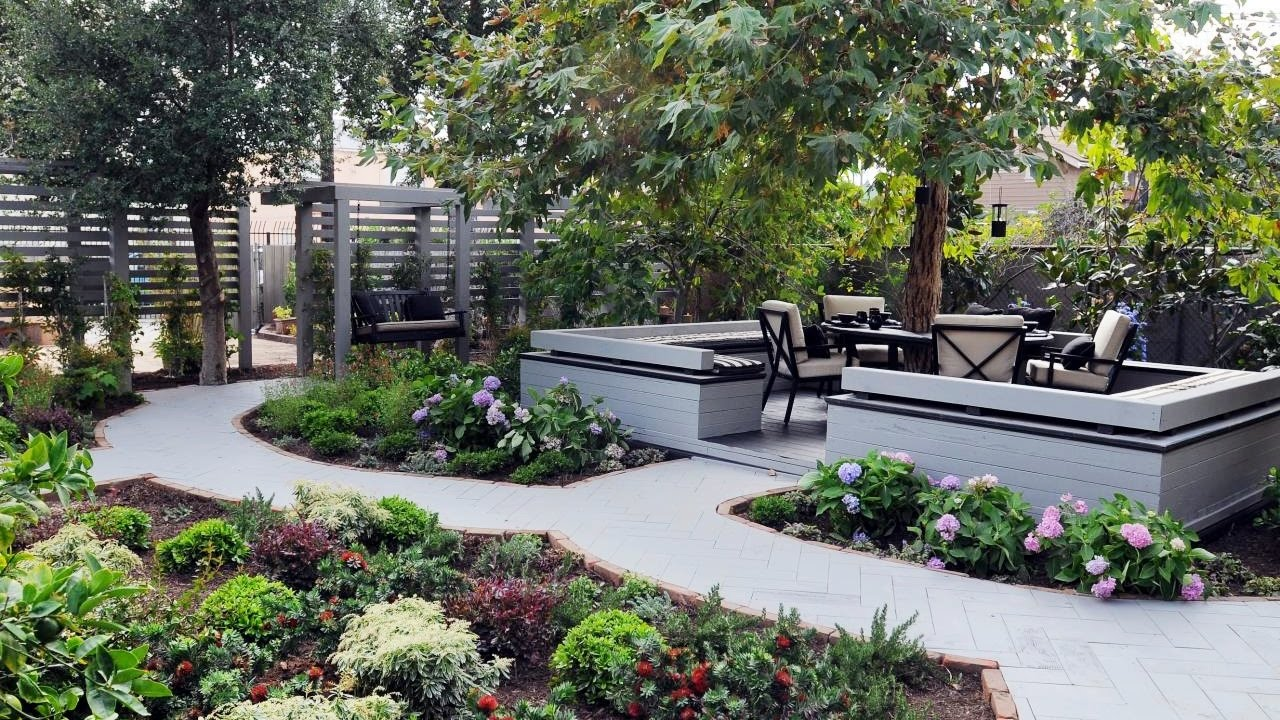 Small backyard landscaping ideas  82