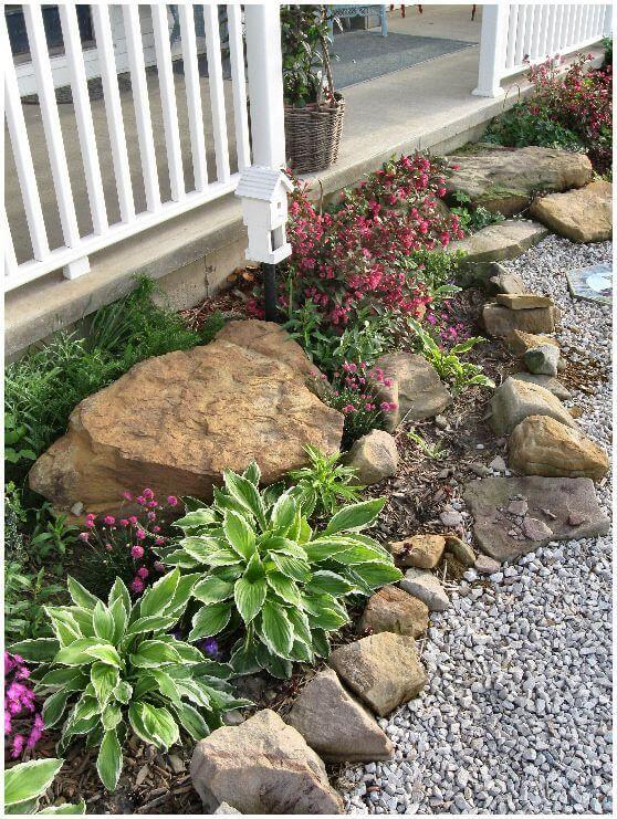 Small front garden  41