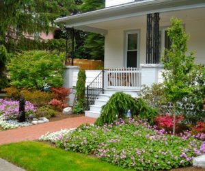 small front yard landscaping  40