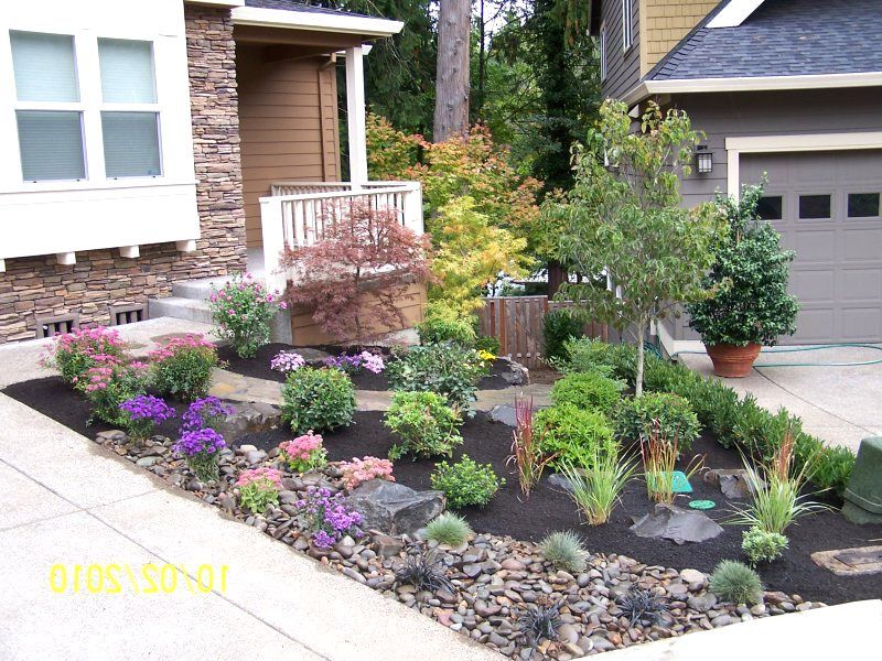 small front yard landscaping  48