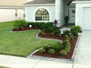 small front yard landscaping  56