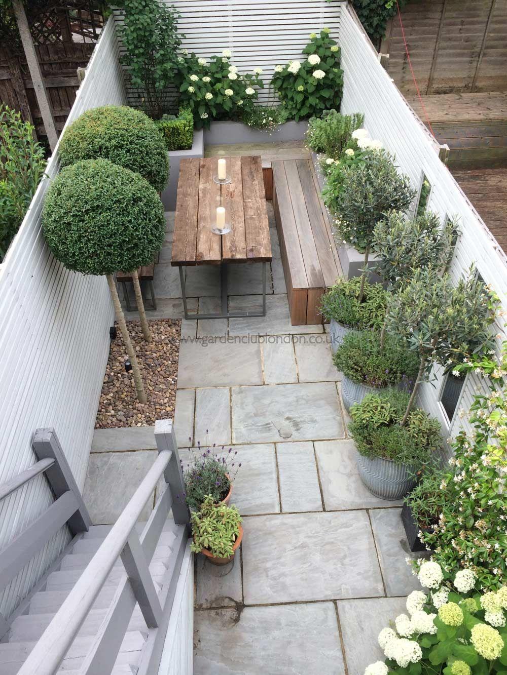 Refresh your home by grabbing small garden ideas