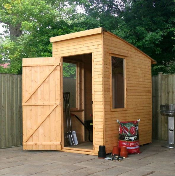 Small garden sheds  30