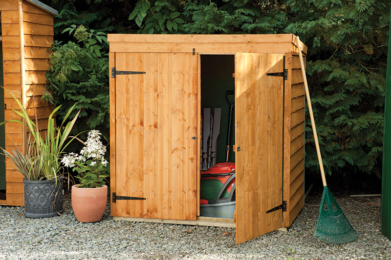 Small garden sheds  59
