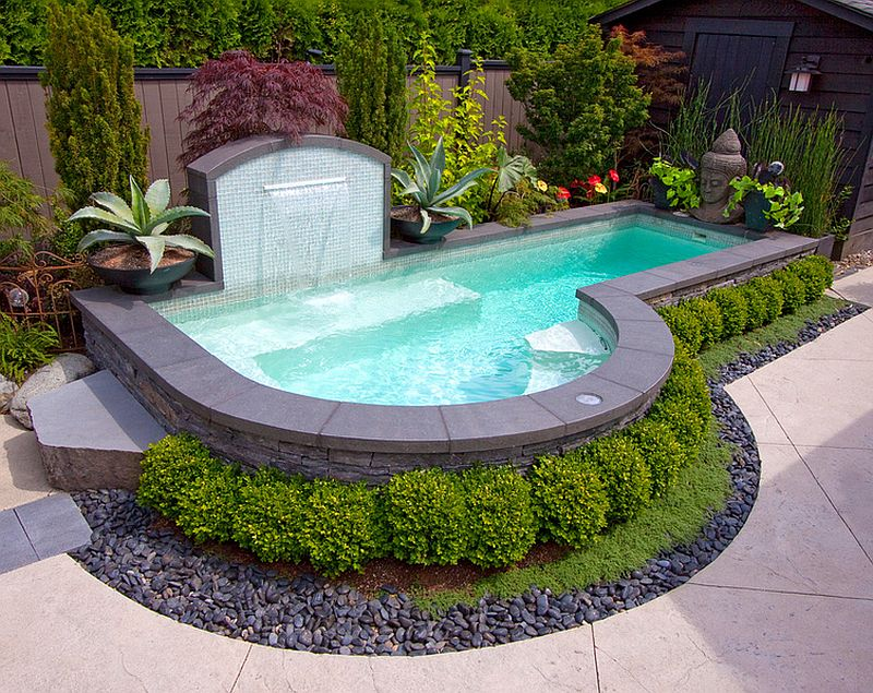 Small pool designs  90