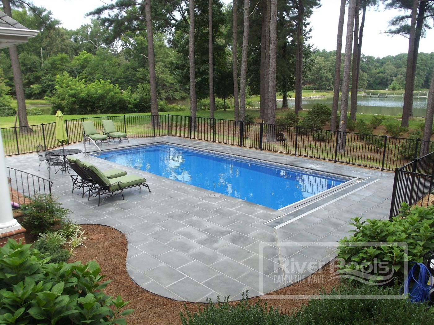 Small pool designs  96