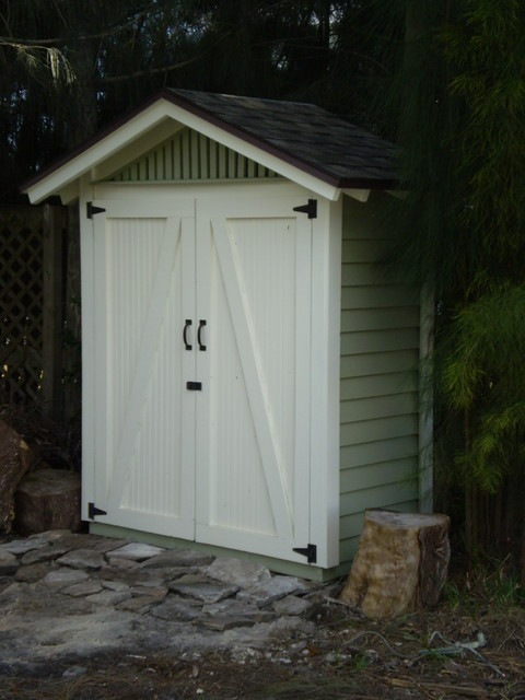 Small storage sheds  70