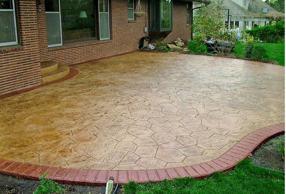 stained concrete patio  04
