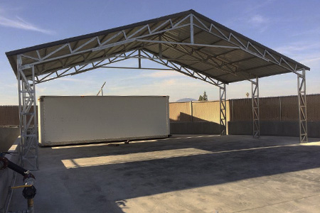 Install Steel carports to protect your vehicles from weather hazards