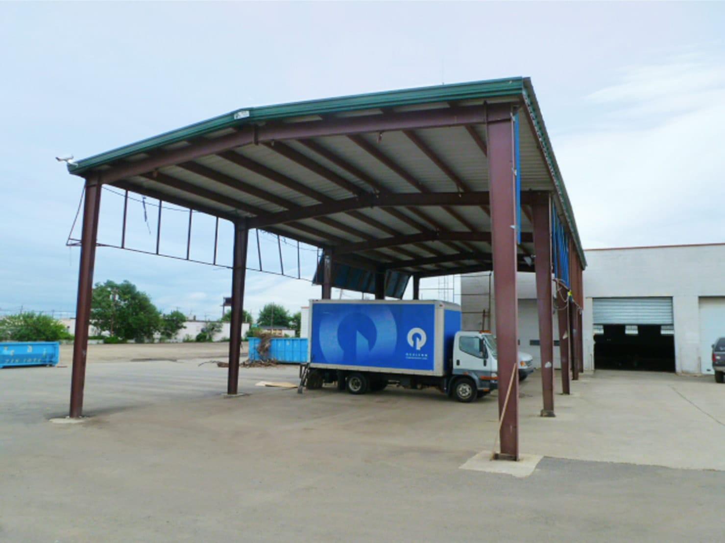 Steel carports  82
