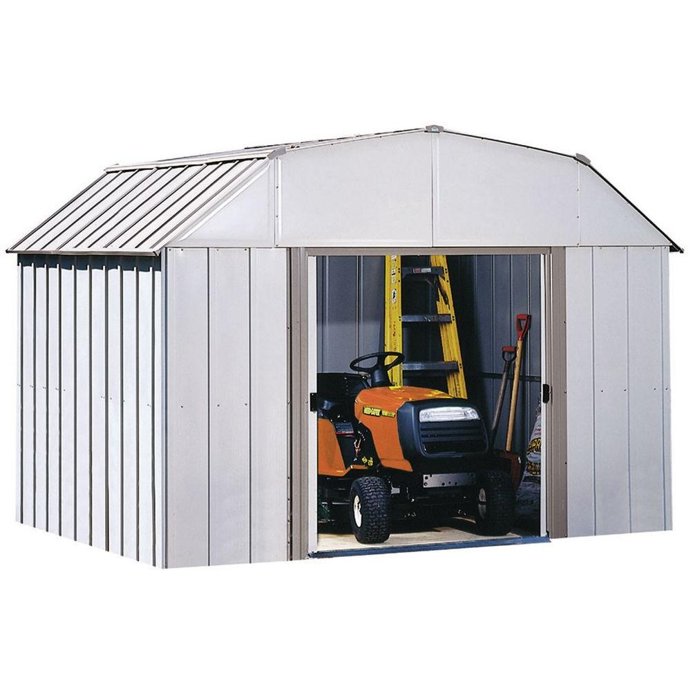 Benefits of using a steel shed