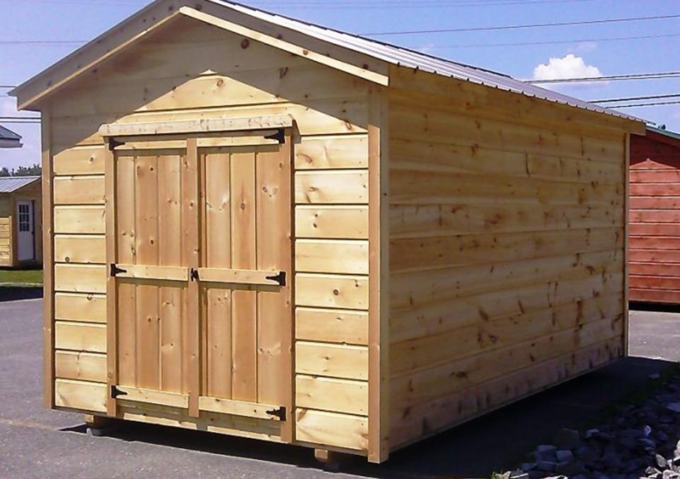 Storage sheds  94