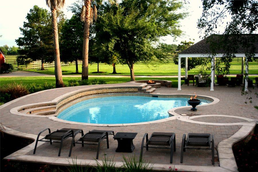 Swimming pool designs  58