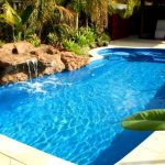 Add antique look to your houses by Swimming pool designs