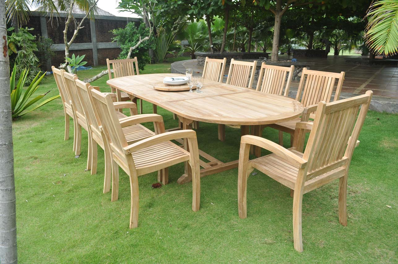 Where to buy teak garden furniture