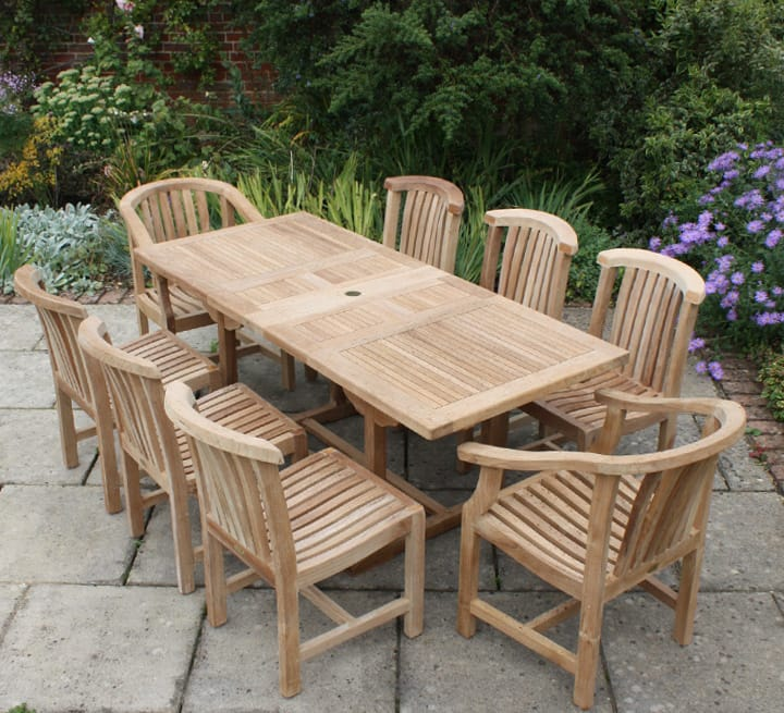 teak garden furniture  46