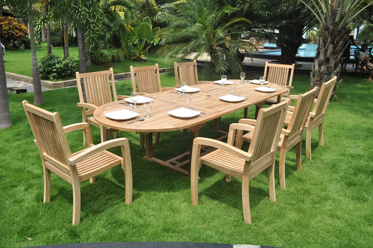 teak garden furniture  94