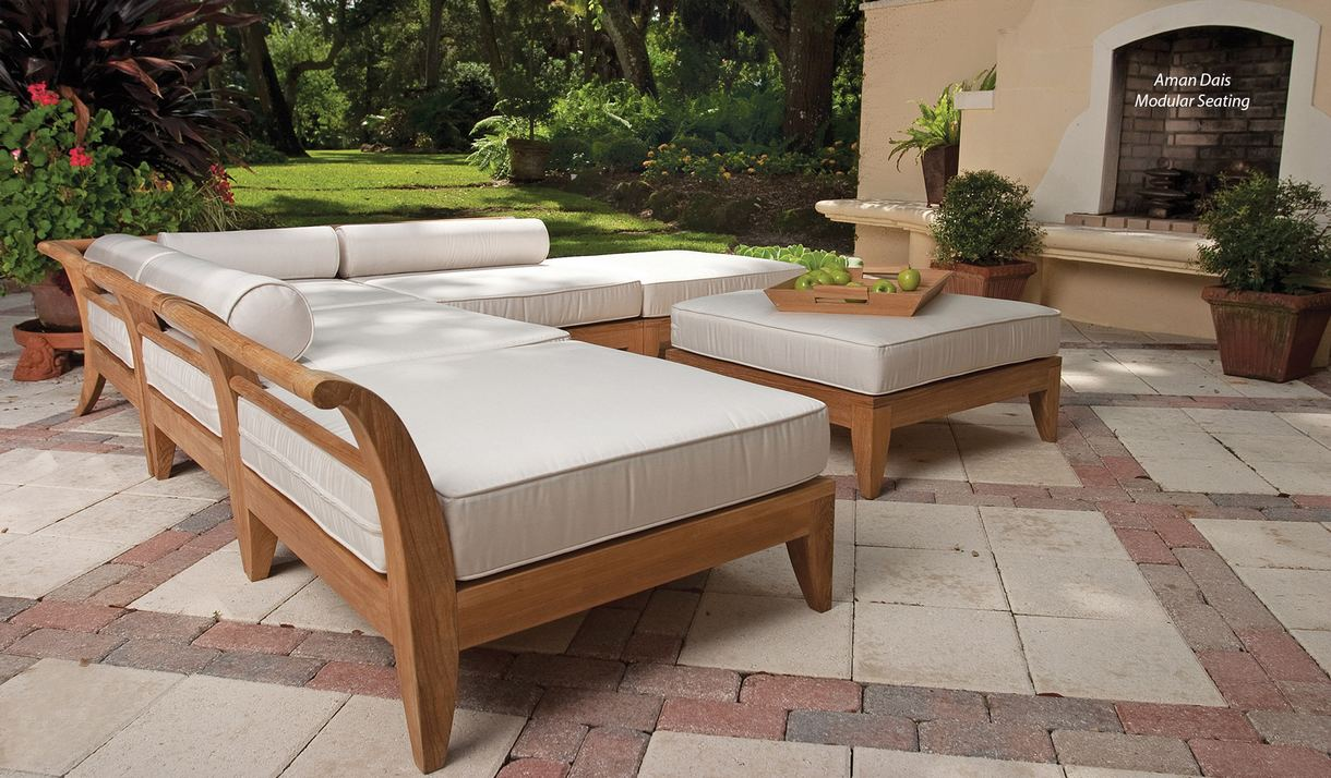 Benefits of teak outdoor furniture