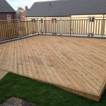Taking care of timber decking