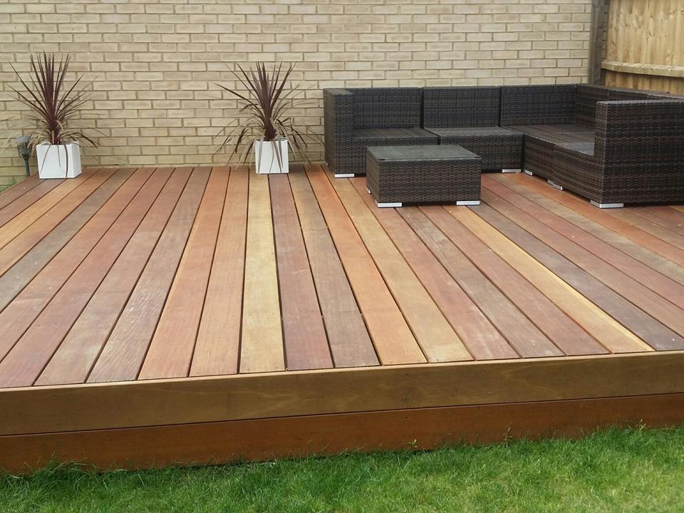 timber decking  68