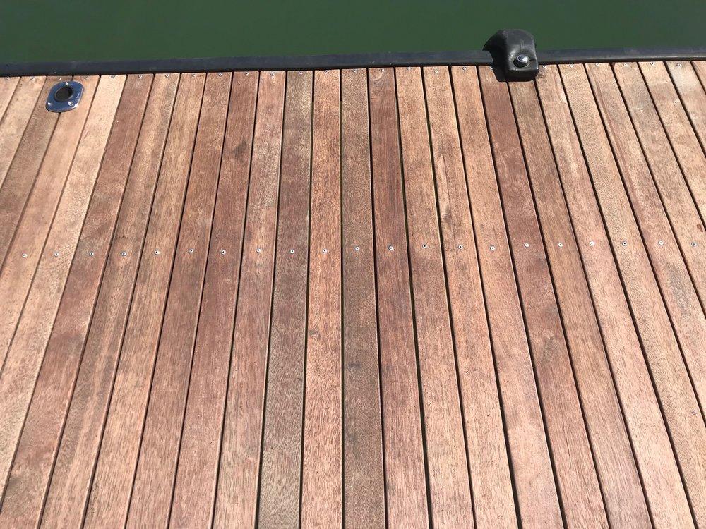 timber decking  78