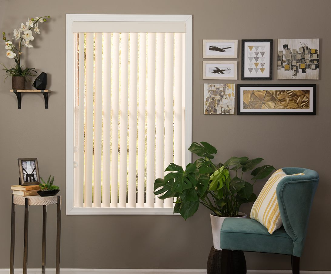 Make your home attractive and beautiful with stunning designs of vertical blinds
