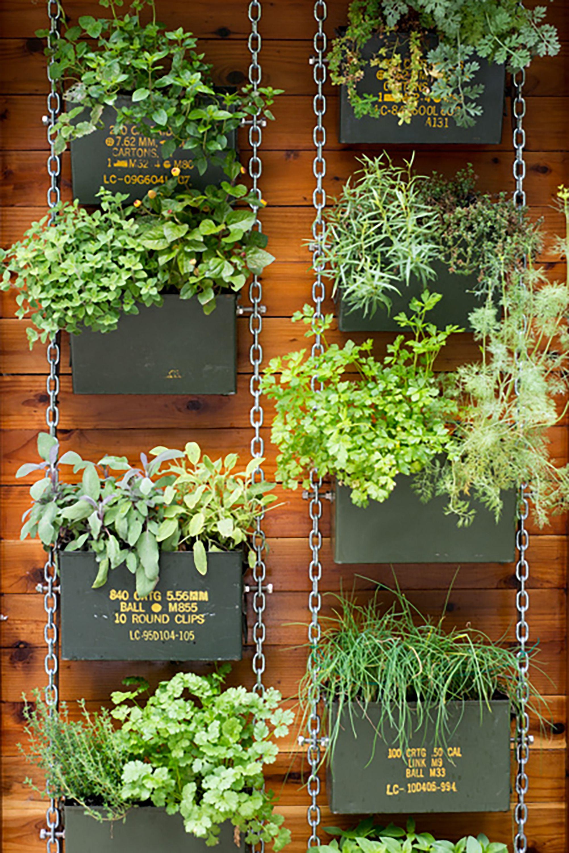 vertical gardening  98