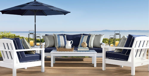 white outdoor furniture  45