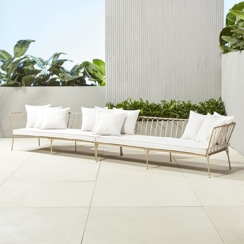 white outdoor furniture  56