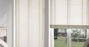 white wooden venetian blinds  02