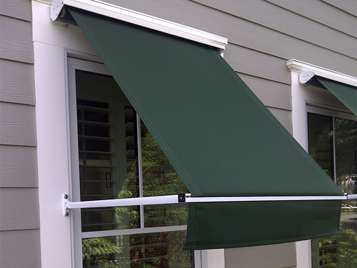 Protect your home with window awnings