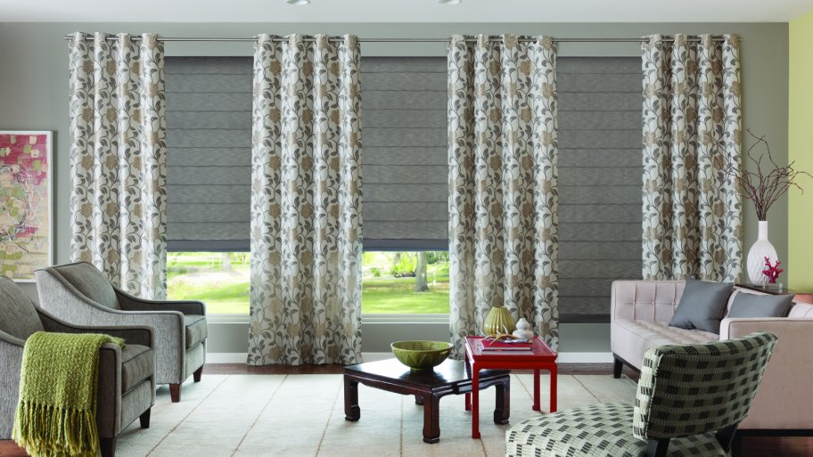 Excellent window treatment ideas to make your room and window more attractive