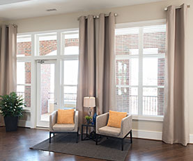 window treatments  26