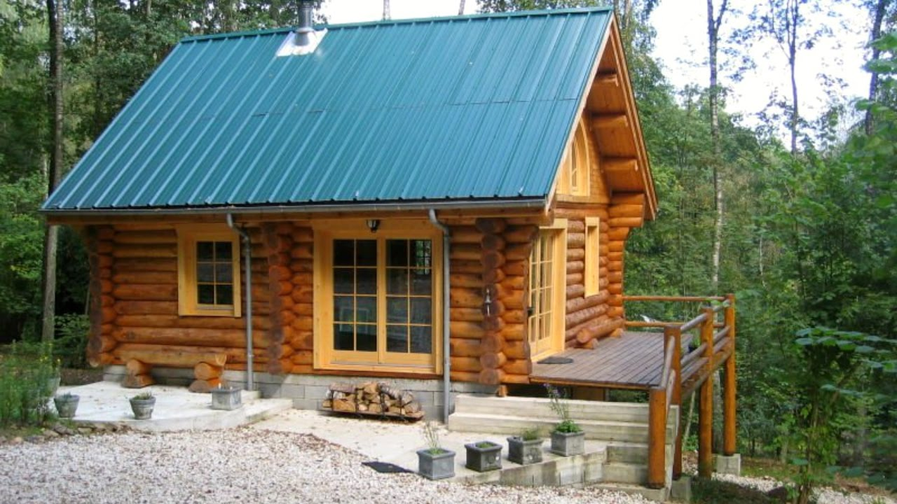 Ideas Of Wood House Designs For Your