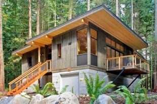 wood house designs  17