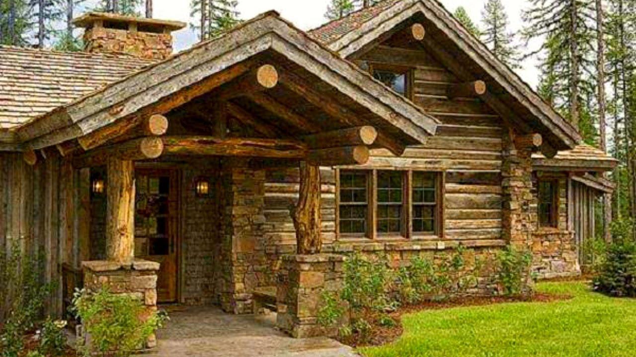 wood house designs  77