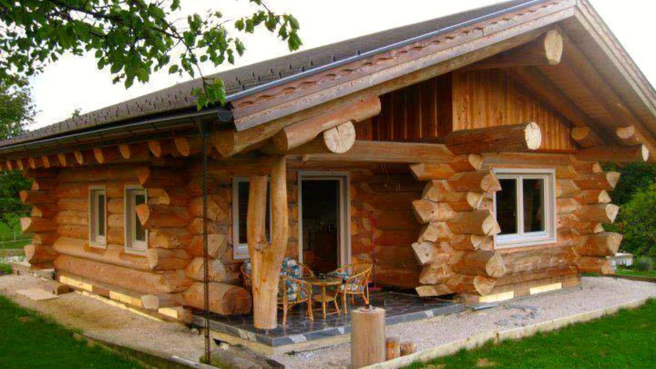wood house designs  81