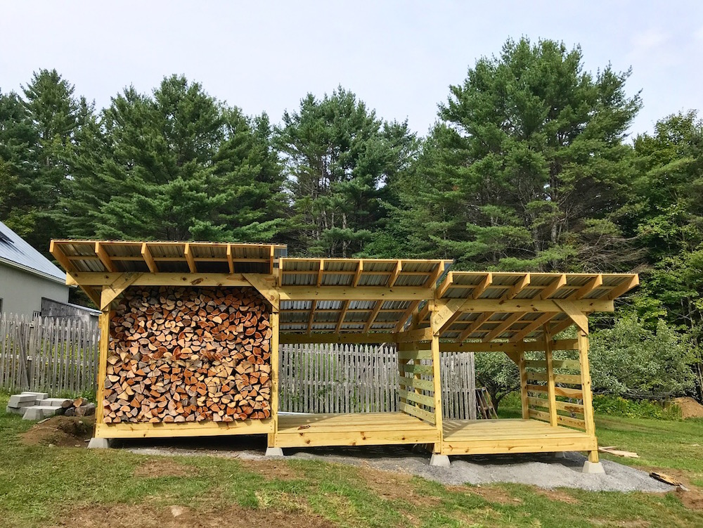 wood shed  19