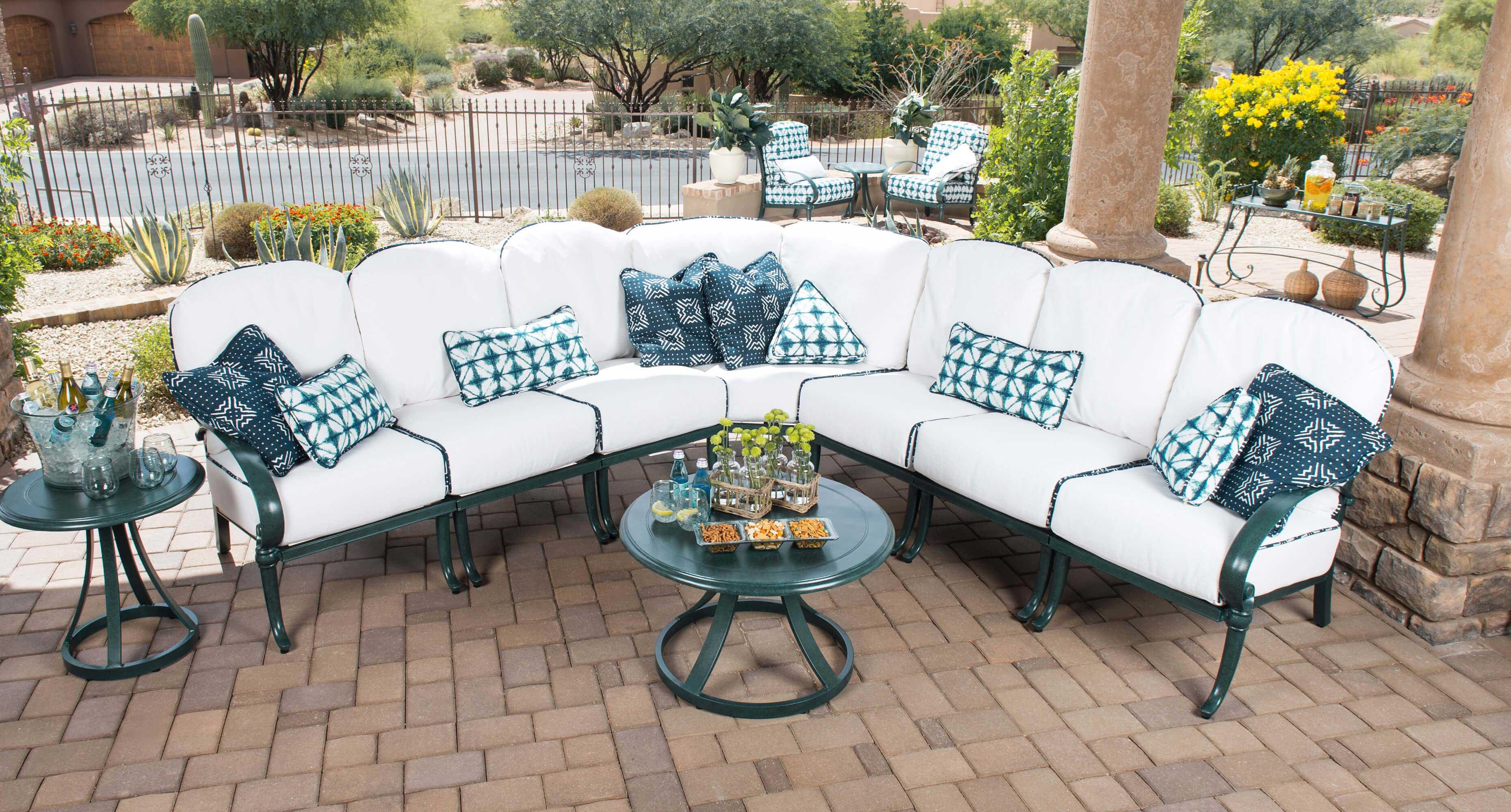 woodard patio furniture  04