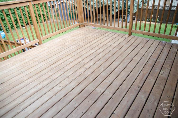 wooden deck 14