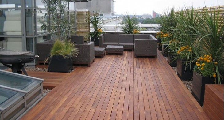 wooden deck  36