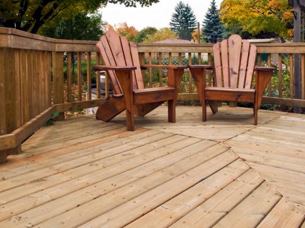 wooden deck 78