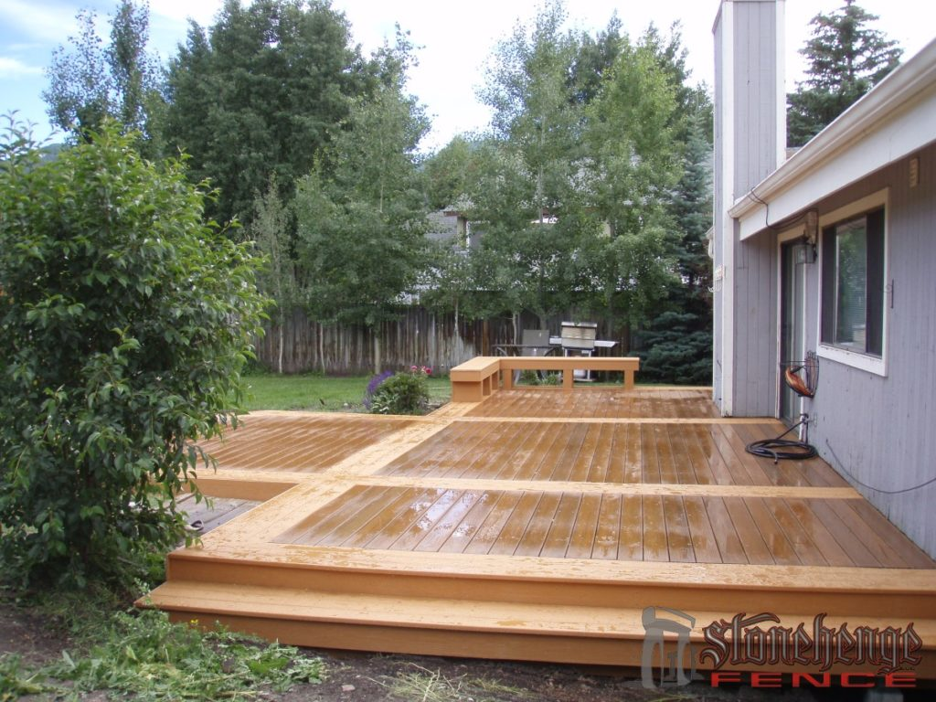 Wooden Decks  23