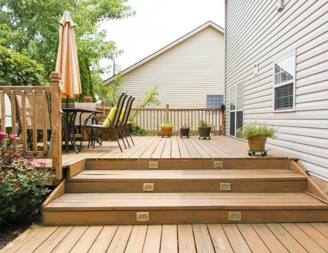 Wooden Decks  69