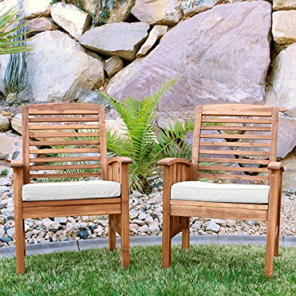 Transform your garden into perfect place by wooden garden chairs