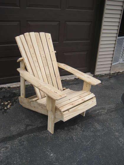 wooden garden chairs  82